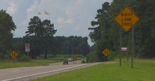 Williamston NC Highway 17
